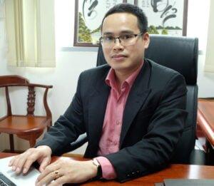 MR. DINH NAM HAI - CEO VIVA BCS