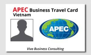 Thẻ APEC miễn thị thực 19 nước APEC cho doanh nhân