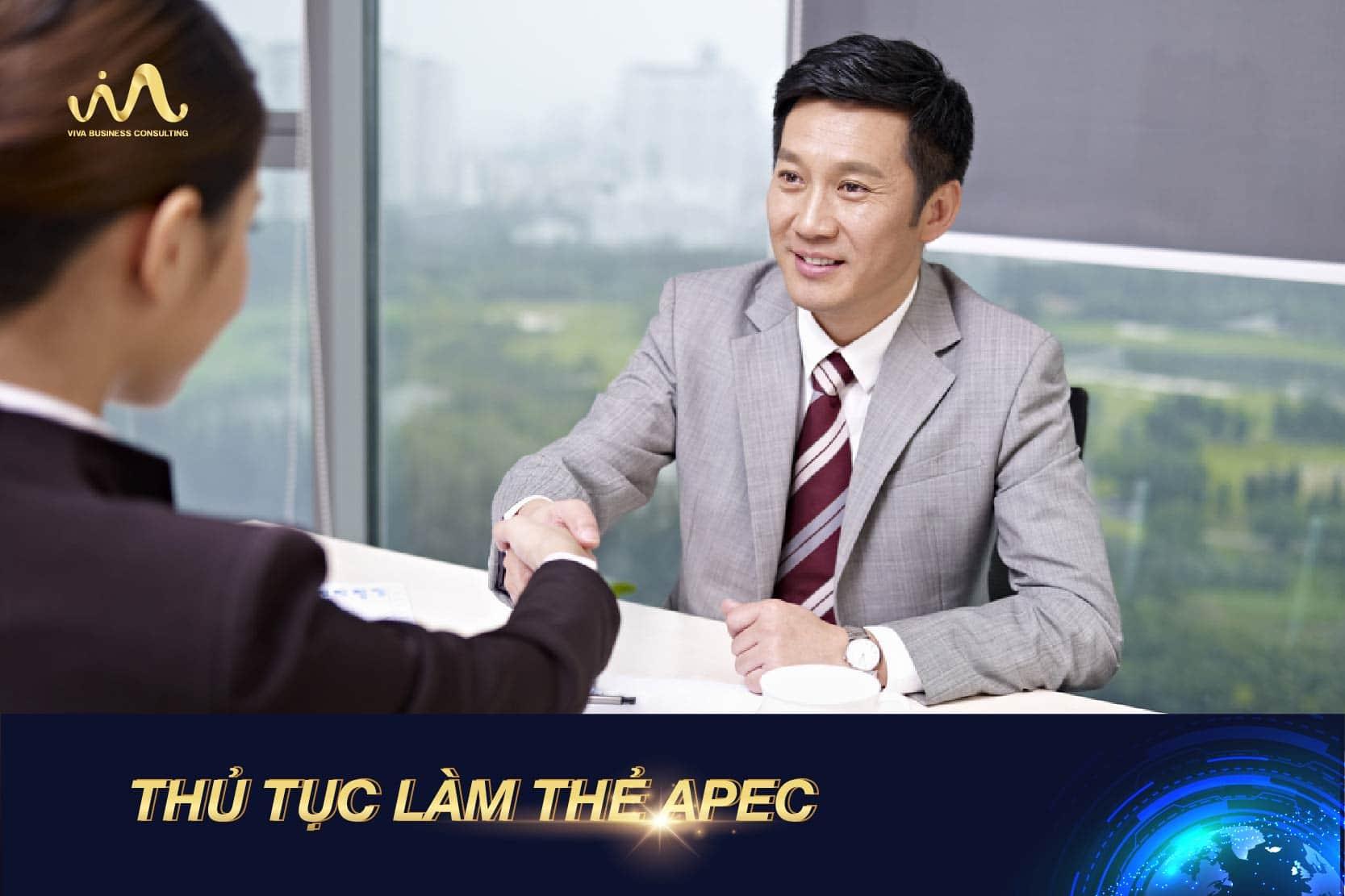 Thủ tục làm thẻ APEC tại VIVA BCS