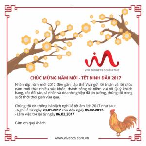 Banner VIVA BCS năm mới 2017