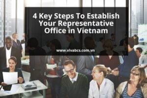 Setup representative office in Vietnam