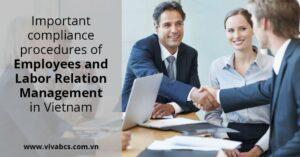 Labor relation management in Vietnam