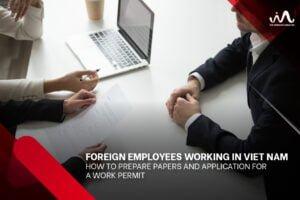Work permit application