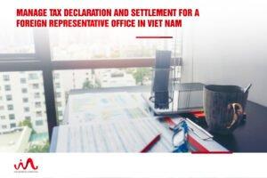 Representative Office Tax Declaration