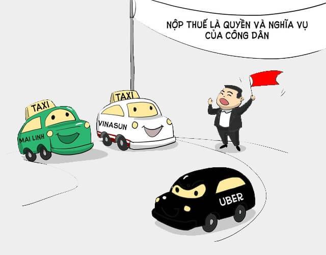 Không Đăng Ký Kinh Doanh Vận Tải, Tương Lai Uber Tại Việt Nam Ra Sao?