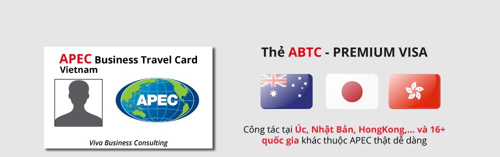 Quy định về sử dụng thẻ apec