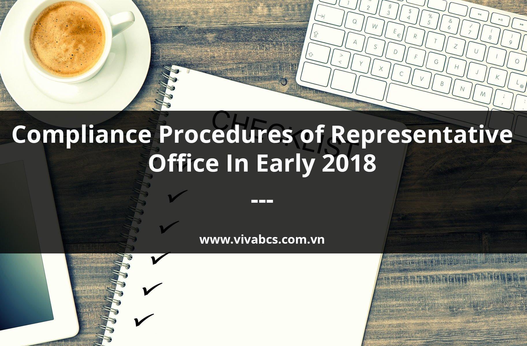 representative office compliance