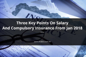 Three key point on Social Insurance and salary (update 2020)