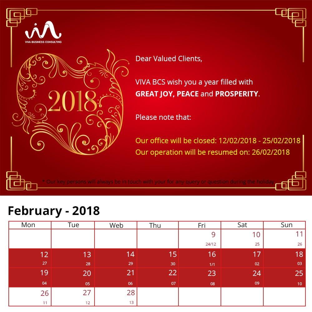 lịch nghỉ tết 2018_EN