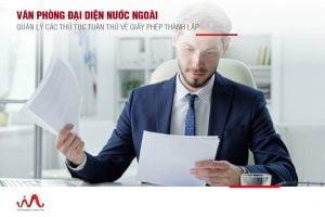 Giấy phép văn phòng đại diện nước ngoài tại Việt Nam