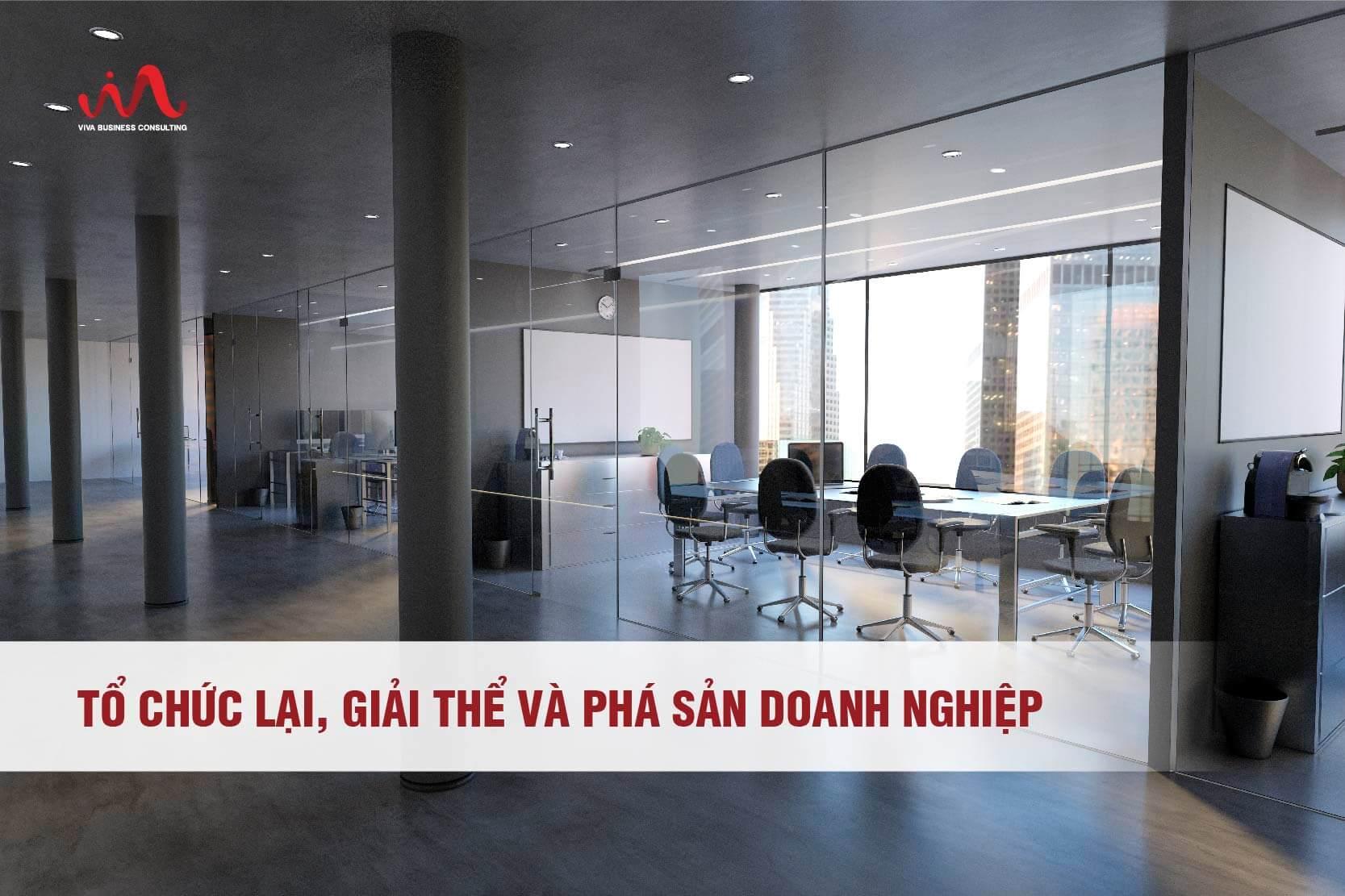 Thủ tục giải thể doanh nghiệp tại Việt Nam
