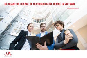 License For Establishment Of Representative Office | Cases of Re-grant