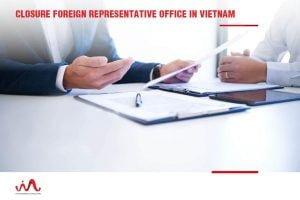 shutdown of representative offices