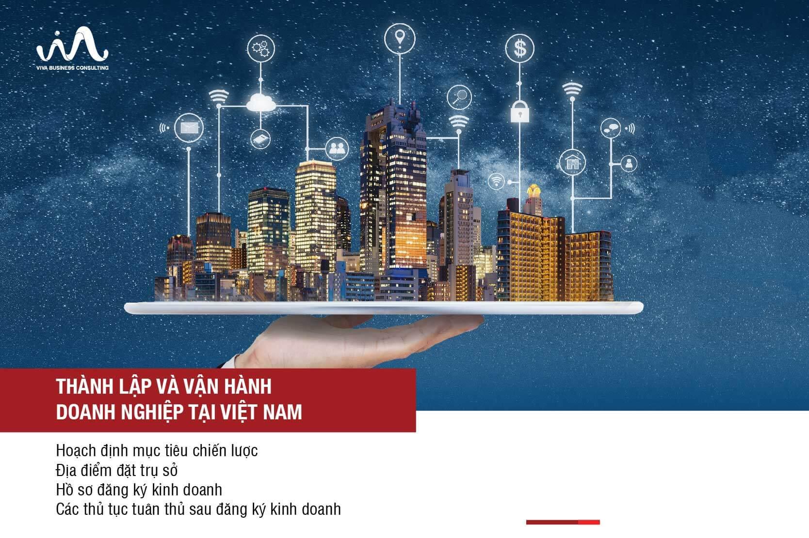 Thành Lập Và Vận Hành Doanh Nghiệp Tại Việt Nam