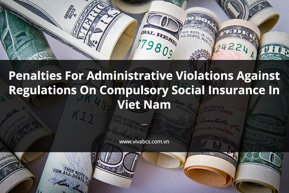 compulsory social insurances