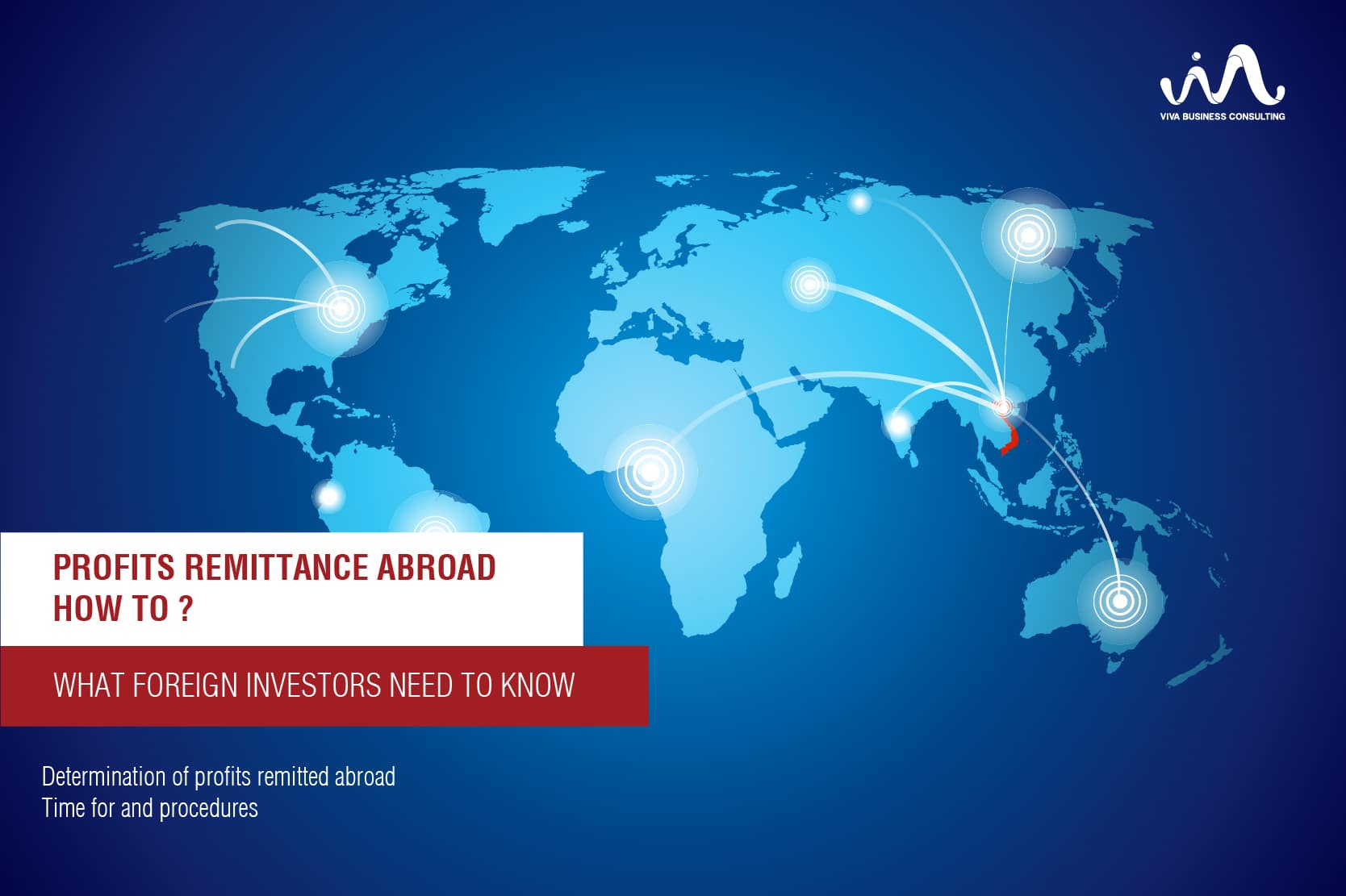 Profits remitted abroad
