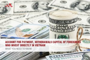 Invested capital in Vietnam