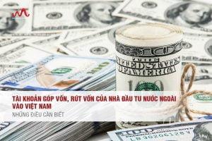 Tài khoản vốn đầu tư - những điều cần biết
