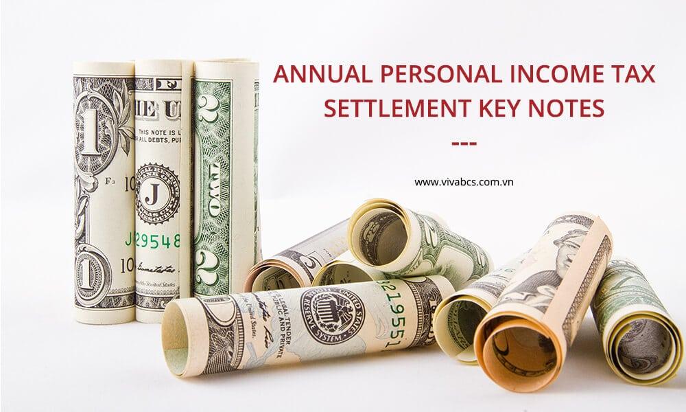 annual personal income tax