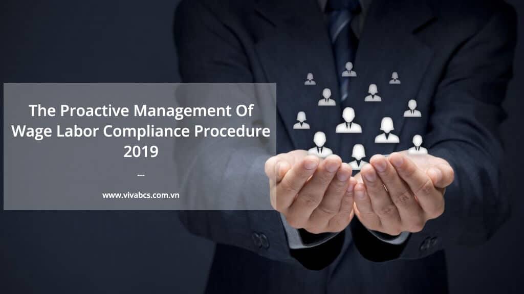 Wage Labor Compliance Procedures
