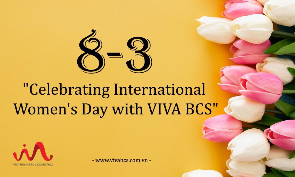 Special Offers in March - Celebrating International Women's Day EN
