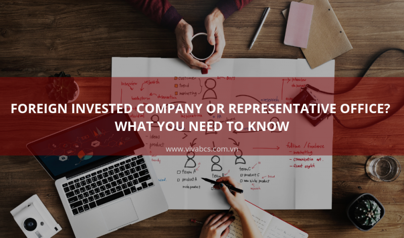 Foreign Invested Company or Representative Office
