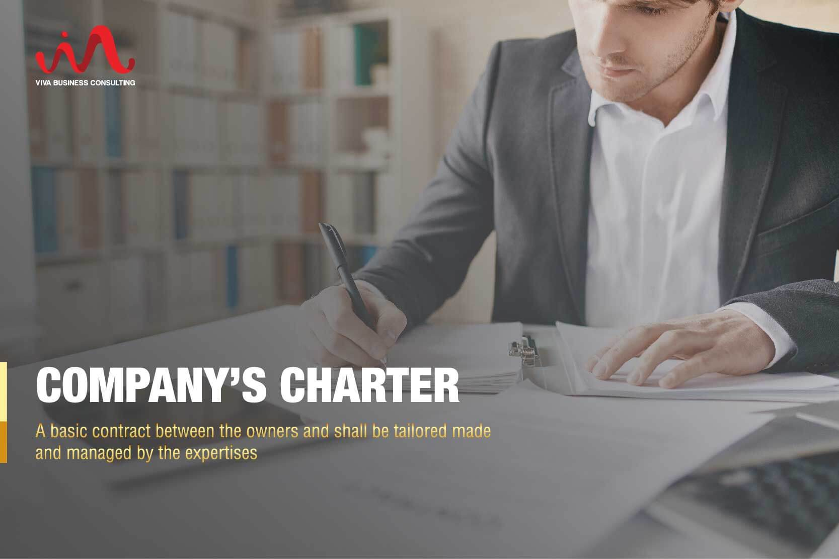 Company Charter in Vietnam
