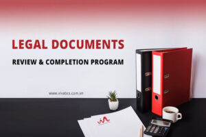 Legal documents review and completion program