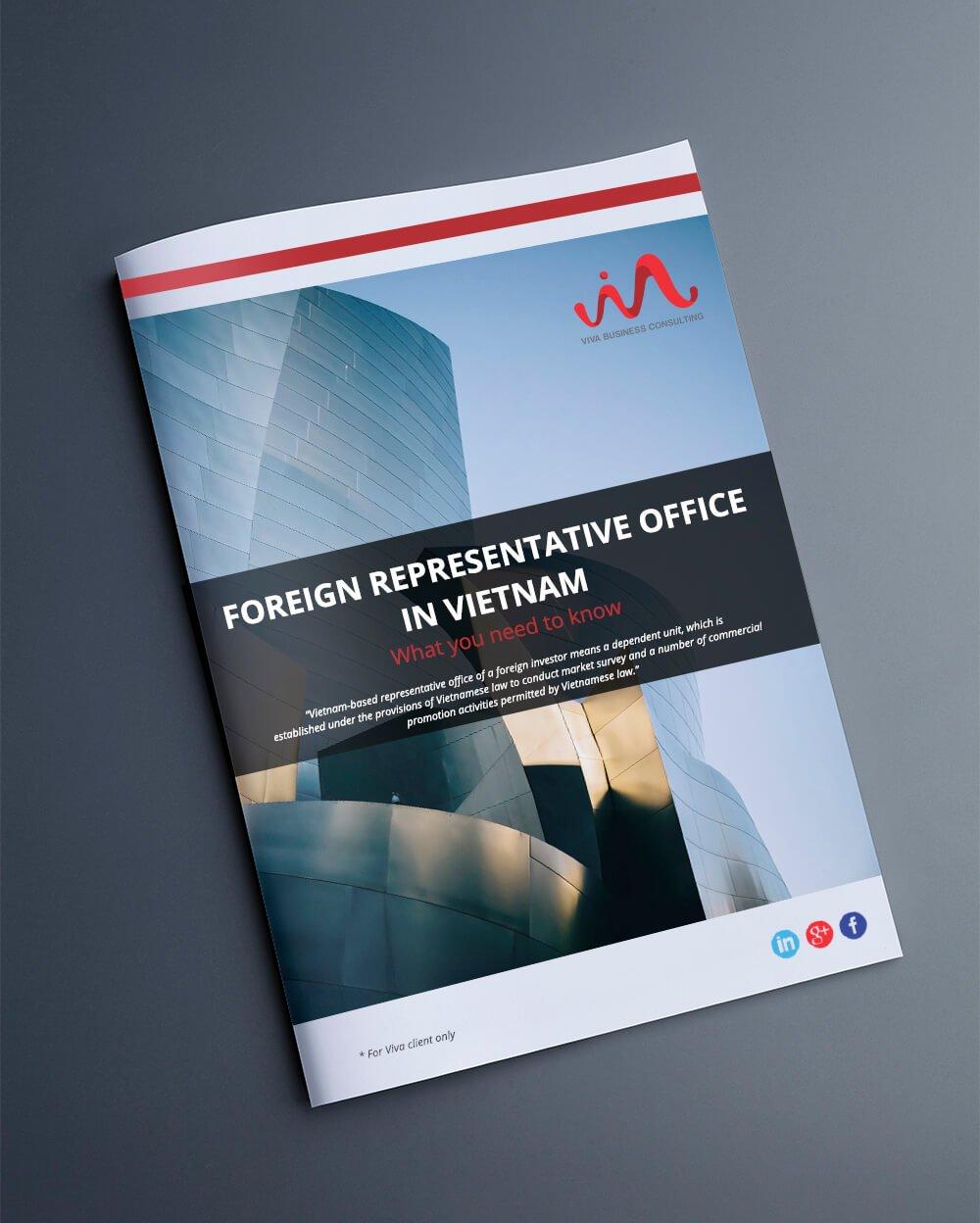 Foreign representative office 2019 in Vietnam handbook