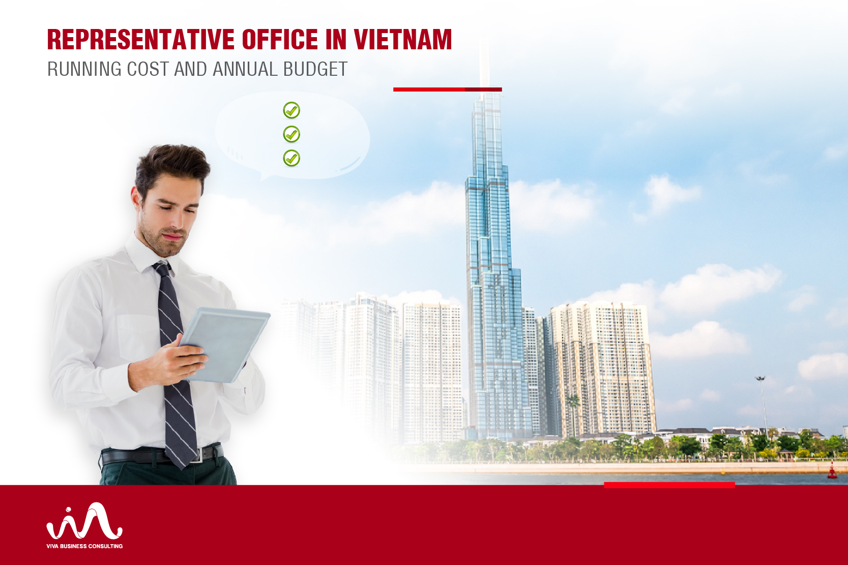 Running Cost of Representative Office in Vietnam
