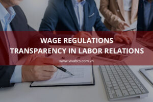 Wage regulations transparency in labor relations