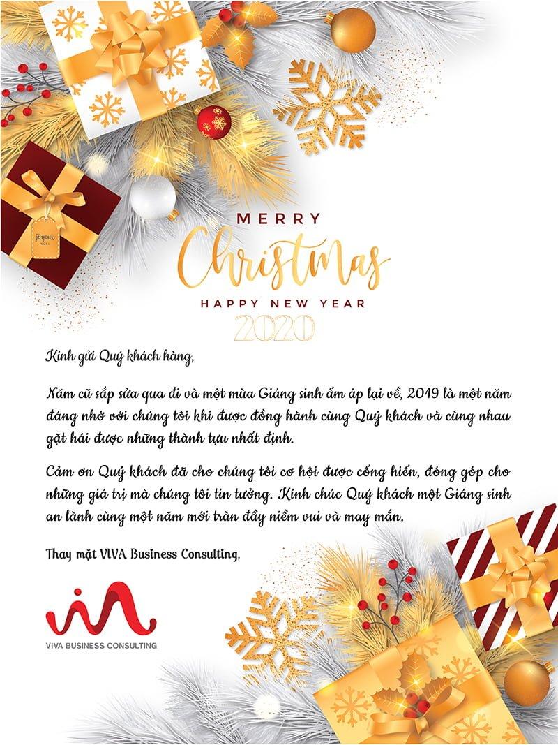 Banner Christmas Card 2020 VI