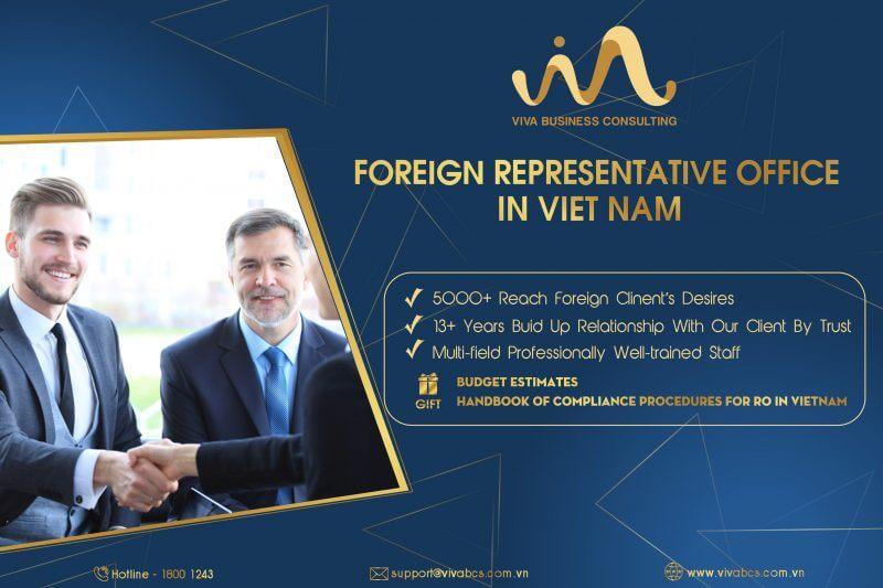 Foreign representative office in Vietnam