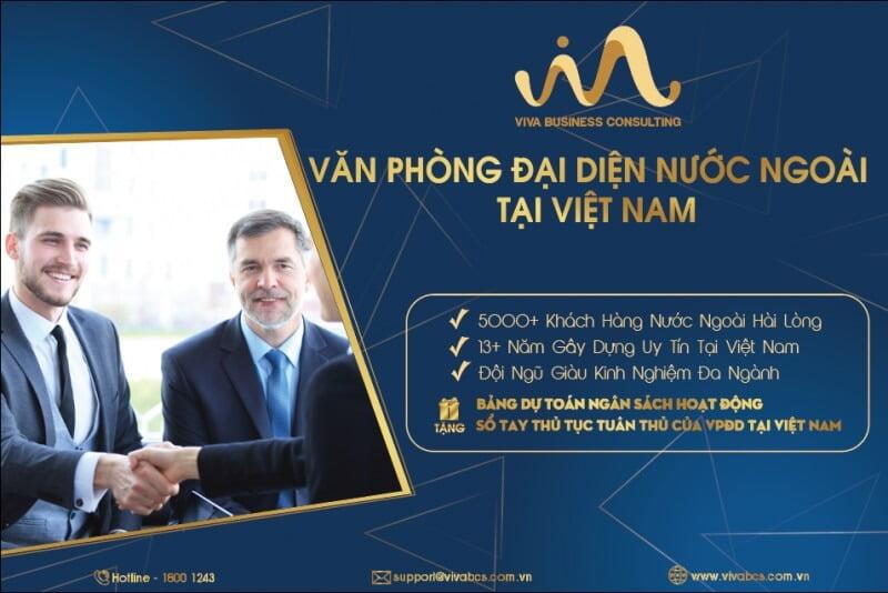 Văn phòng đại diện tại Việt Nam