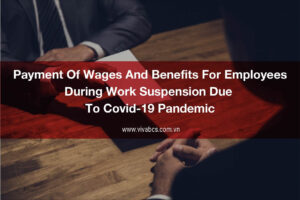 Suspension pay to COVID - 19 Pandemic