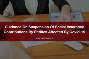 Suspension of social insurance