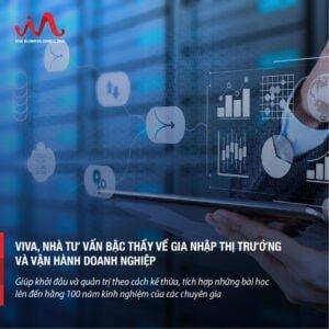 Viva nhà đầu tư bậc thầy về gia nhập thị trường và vận hành doanh nghiệp