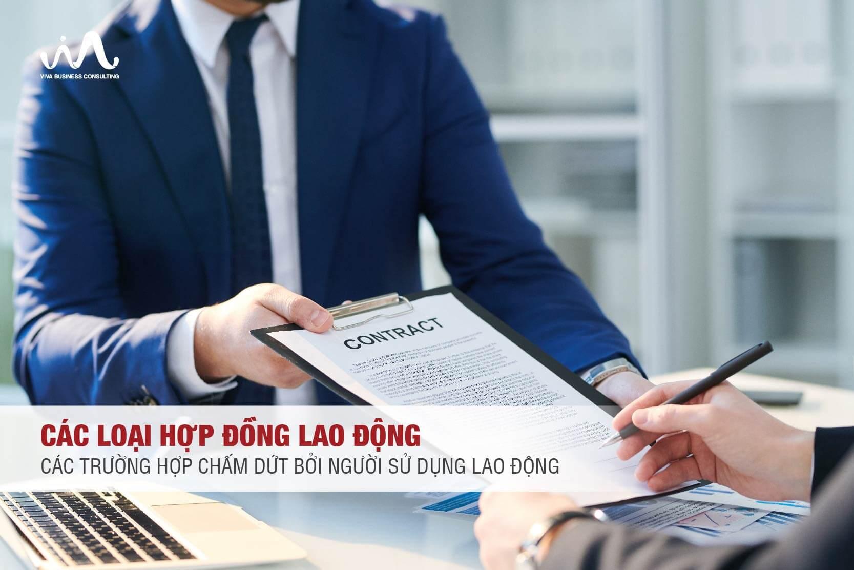 Các loại hợp đồng lao động tại Việt Nam