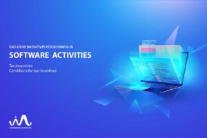 Exclusive incentives for business in Software Activities