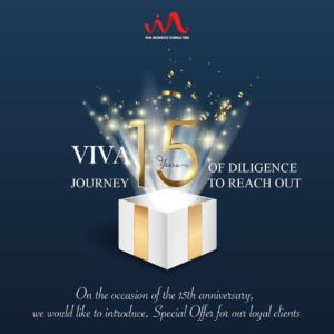 15 Years VIVA Anniversary promotion