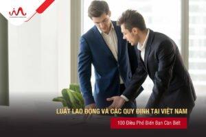 Luật lao động tại Việt Nam