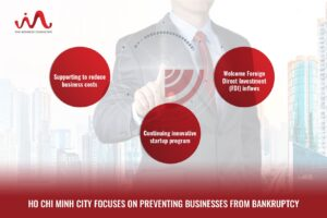Ho Chi Minh City focuses on preventing businesses from bankruptcy