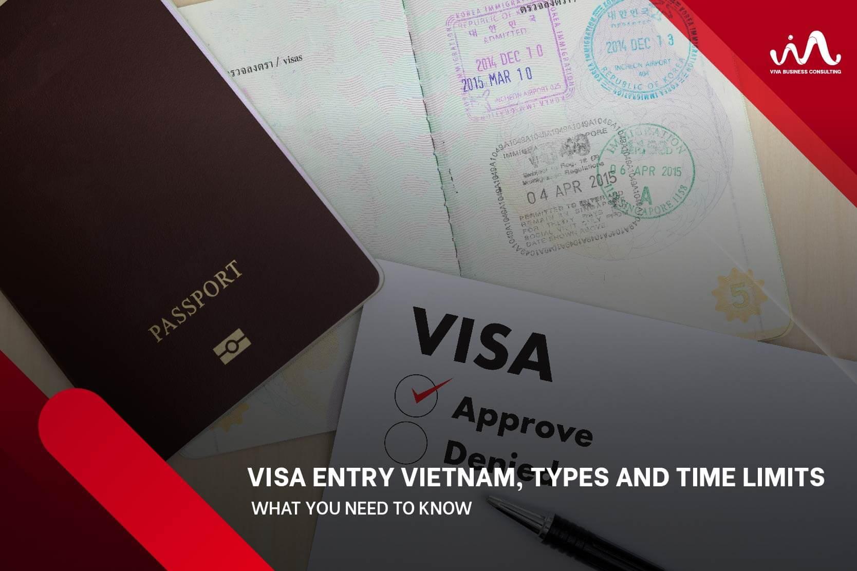 Visa entry Vietnam