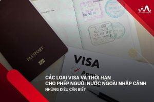 Visa nhập cảnh Việt Nam
