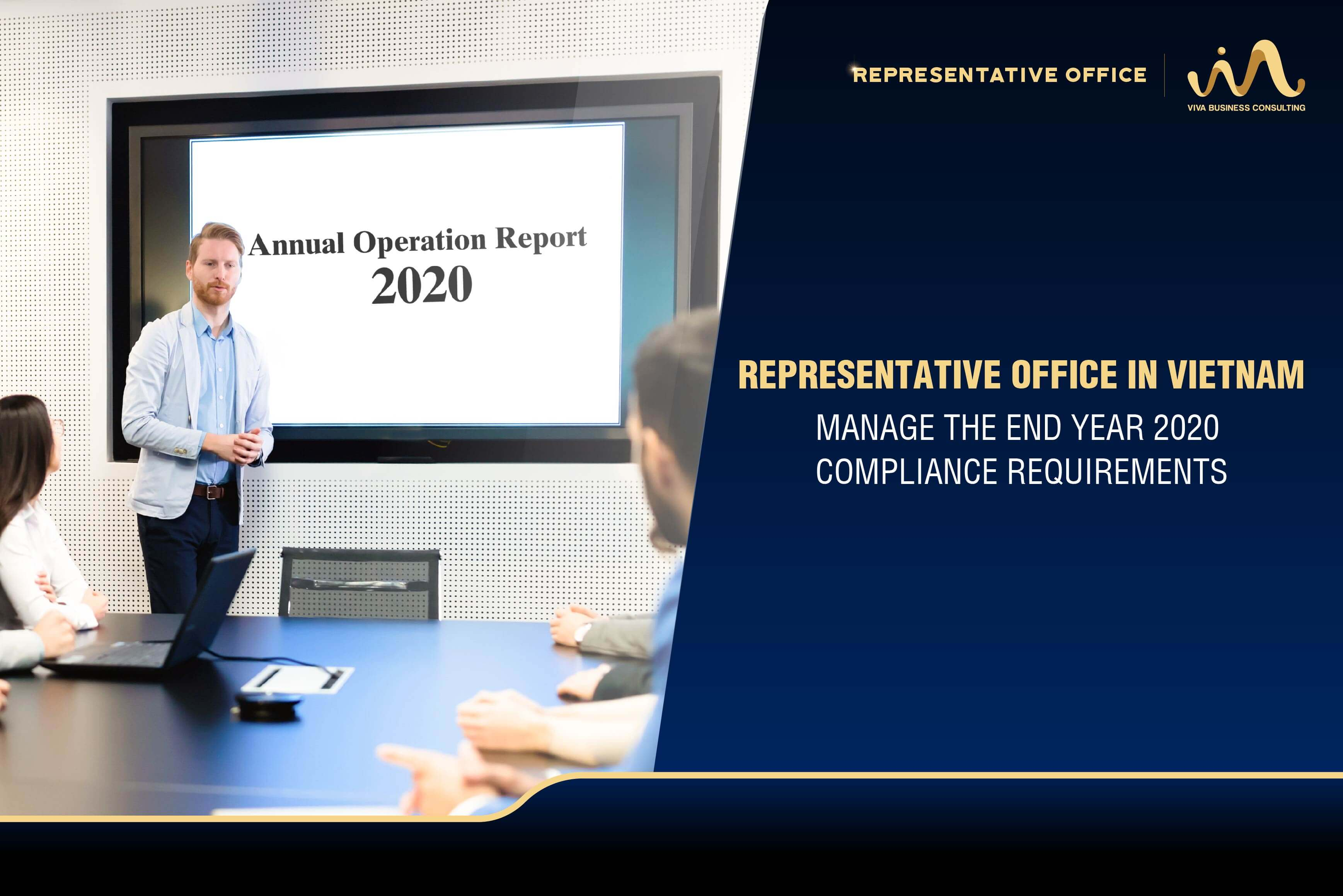 Annual Operation Report  End Year 2020 | Representative Office