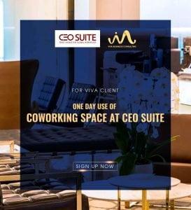 CEO SUITE Promotion