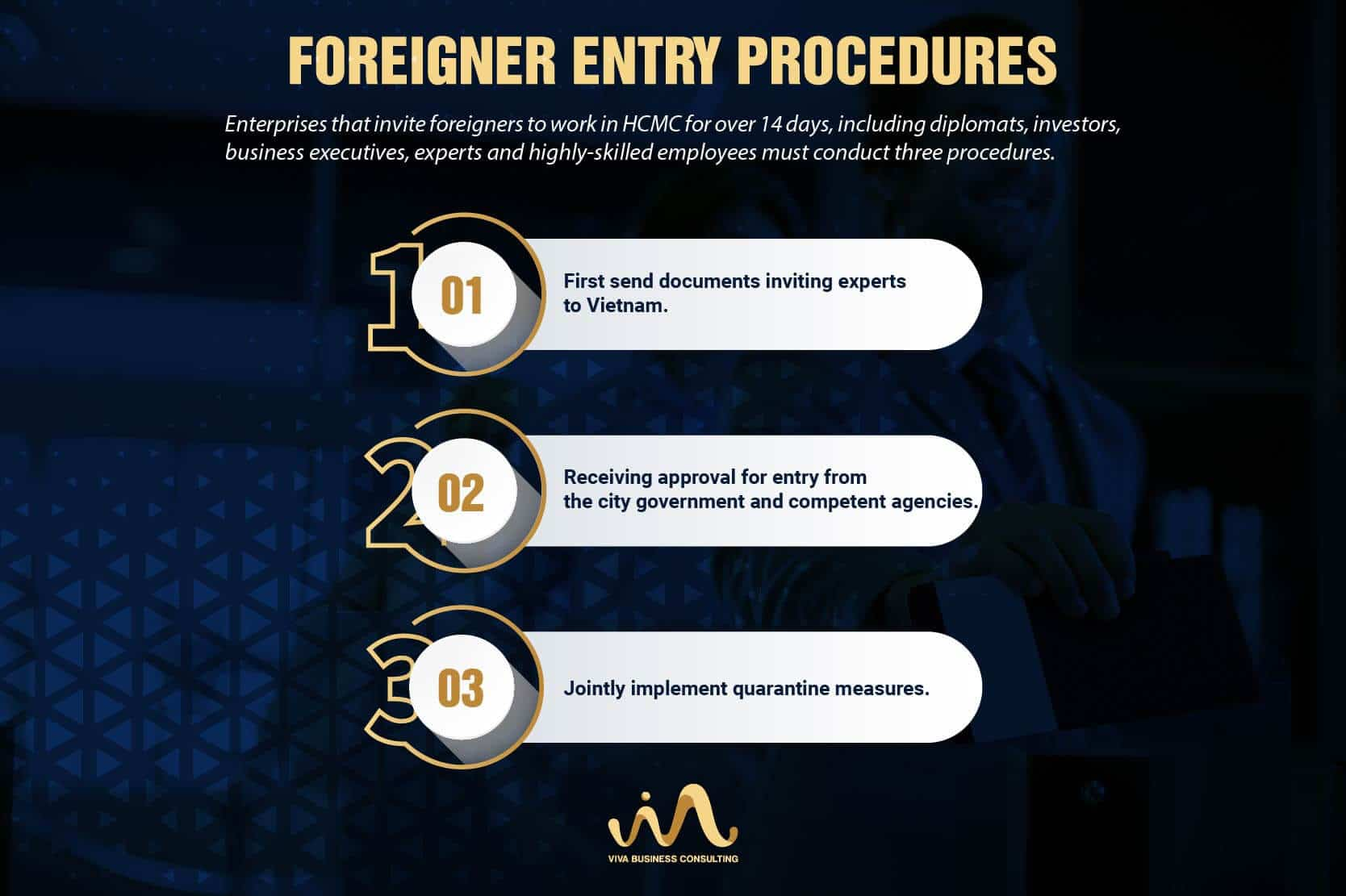 Foreigner Experts Entry Procedures in Vietnam