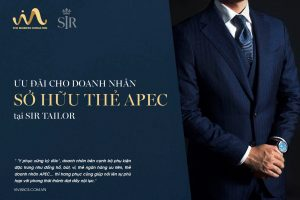 SIR TAILOR promotion 15/10/2020